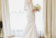 Bride - Kath by Jun Artajo
