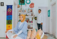Nurul & fadhil by Junaju.project