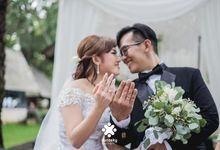 Juni & Michelle Wedding by Ducosky