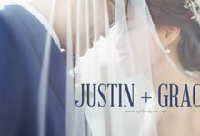Justin & Grace - Church Wedding Actual Day Cinematic Video by Aplind Yew Production - Wedding Cinematography & Photography