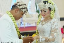 Pernikahan Ariyn dan Angger by Amata Wedding