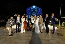 Wedding of Michael & Intan by MC Budi Nugroho