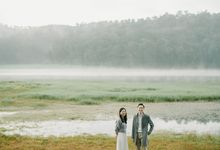 Jovian & Meiliane Couple Session by Sincera