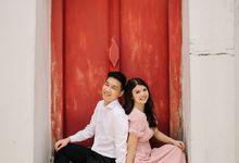 Jiayan & Wei Yang by Kanvela