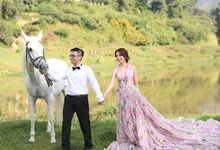 Prewedding by Nicole Huang