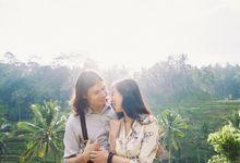 Joewi & Xiao Yan Engagement Photoshoot by Phoria Studio