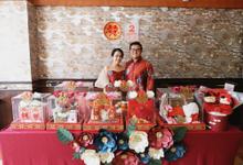 Sangjit Day Mia & Edward by JY Sangjit Box.id