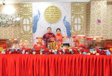 Sangjit Ceremony Wenny  by JY Sangjit Box.id