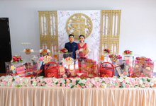 Sangjit Ceremony Indra & Oshin by JY Sangjit Box.id