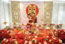 Sangjit Ceremony Felix & Desty by JY Sangjit Box.id