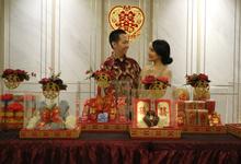 Sangjit Ceremony Donny & Marlyn Irene by JY Sangjit Box.id