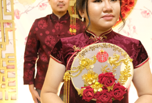 Sangjit Ceremony Daniel & Varina by JY Sangjit Box.id