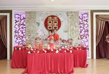 Sangjit Ceremony Adi & Debby by JY Sangjit Box.id