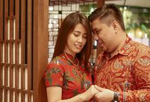 Engagement Evelyn by JY Sangjit Box.id