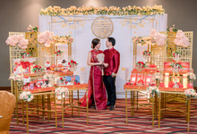 Sangjit Ceremony Johyandi & Feni by JY Sangjit Box.id