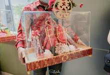 Sangjit Ceremony Ongki & Shella by JY Sangjit Box.id