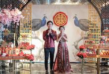 Sangjit Ceremony Lukie & Margaretta by JY Sangjit Box.id