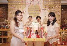 Sangjit Ceremony Nick & Sherly by JY Sangjit Box.id