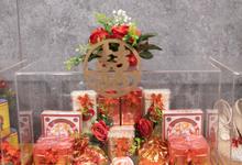 Sangjit Ceremony Surianto & Lusi by JY Sangjit Box.id