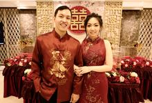 Sangjit Ceremony Henry & Gracia by JY Sangjit Box.id