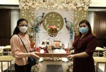 Sangjit Ceremony Suhenda & Mega by JY Sangjit Box.id