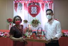 Sangjit Ceremony Stephanus & Vivie by JY Sangjit Box.id