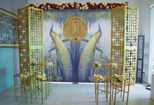 New Backdrop Design by JY Sangjit Box.id