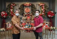 Sangjit Ceremony Herry & Novi by JY Sangjit Box.id