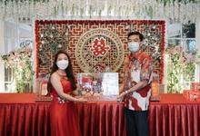 Sangjit Ceremony Niko & Ahui by JY Sangjit Box.id