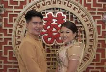 Sangjit Ceremony Evan & Jessica by JY Sangjit Box.id