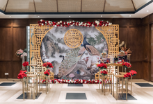 Sangjit ceremony Iryanto & Arlin by JY Sangjit Box.id