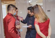 Sangjit Ceremony Eason & Sera by JY Sangjit Box.id