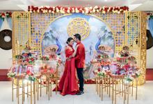 Sangjit Ceremony Agnes & Erik by JY Sangjit Box.id