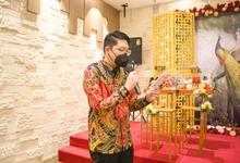 Sangjit Ceremony Christ & Stevani by JY Sangjit Box.id