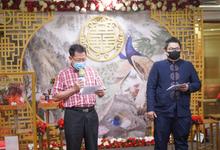 Sangjit Ceremony Jason & Melissa by JY Sangjit Box.id
