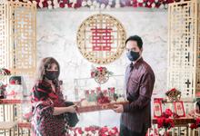 Sangjit Ceremony Leo & Gaby by JY Sangjit Box.id