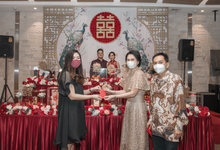 Sangjit Ceremony Claudy & Timothy  by JY Sangjit Box.id