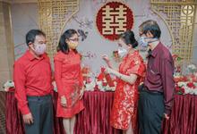 Sangjit Ceremony Lucky & Inggrid by JY Sangjit Box.id