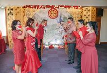 Sangjit Ceremony Yosua & Sinta by JY Sangjit Box.id