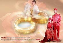 Wedding Diva & Sri by My Aira Photo
