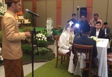 Wedding By Titanium Wedding Management by Chanzy Fauzi MC