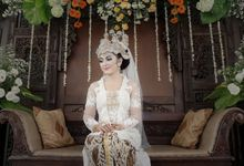 wedding kiki & dika by calista photography