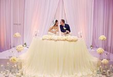 Fiola & Rrahim's  wedding by granddecor