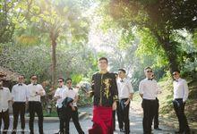 Chaojiong+Yi Hao  Actual wedding by Eric Oh  Korean Photographer