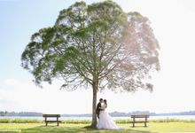 Seletar North Link Pre-wedding by Eric Oh  Korean Photographer
