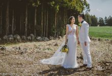 Sheryl+Amos Jeju Pre-wedding by Eric Oh  Korean Photographer