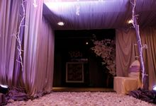 THE WEDDING OF WARDY & SHENY by Eden Design