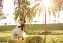 Selstar reservoir Pre-wedding by Eric Oh  Korean Photographer
