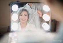 Morning Makeup Wedding For Mrs. Santy Tjin by Oscar Daniel