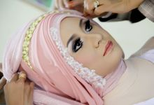 Wedding Fadhila&Ahmad by Carolina Salon dan Rias Pengantin